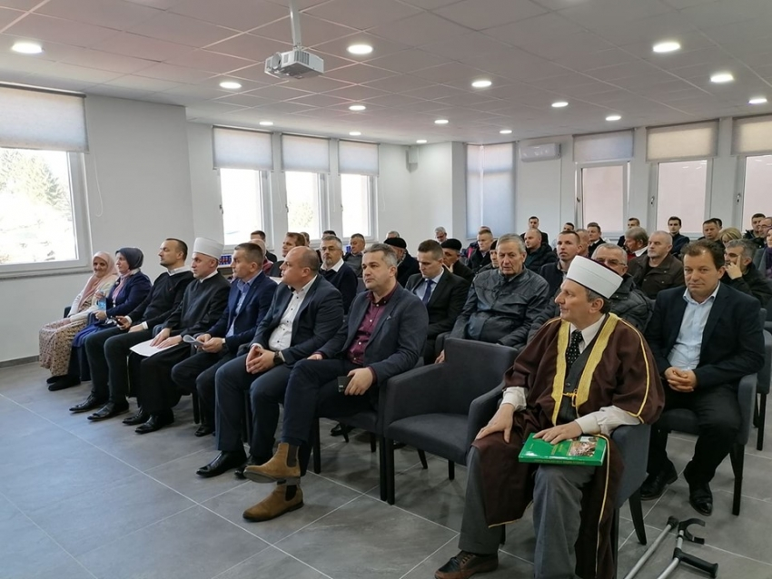 Održana sjednica Skupštine Medžlisa IZ Bužim