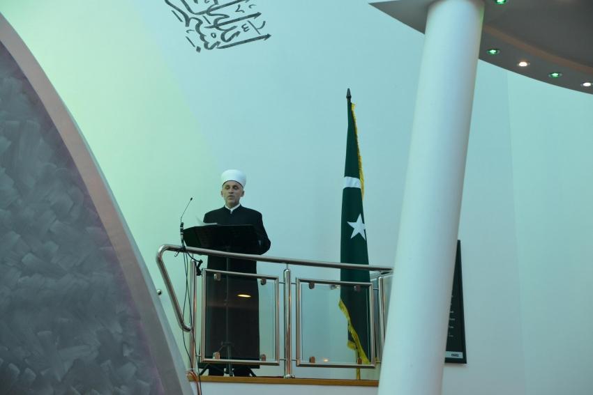 Hutba muftije hafiza Mehmed ef Kudića povodom dodjele Murasele
