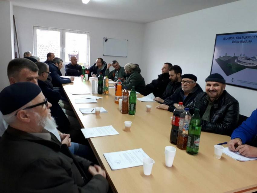 Održana Skupština Medžlisa IZ Velika Kladuša