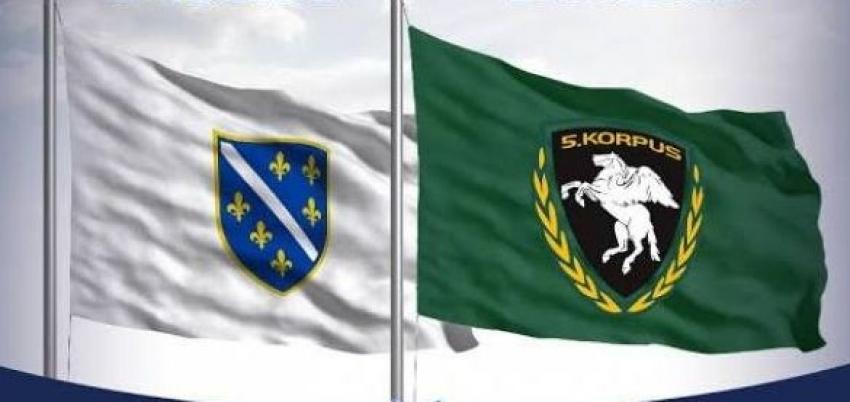 Čestitka muftije Kudića povodom 28. godišnjice od formiranja 5. korpusa Armije R BiH