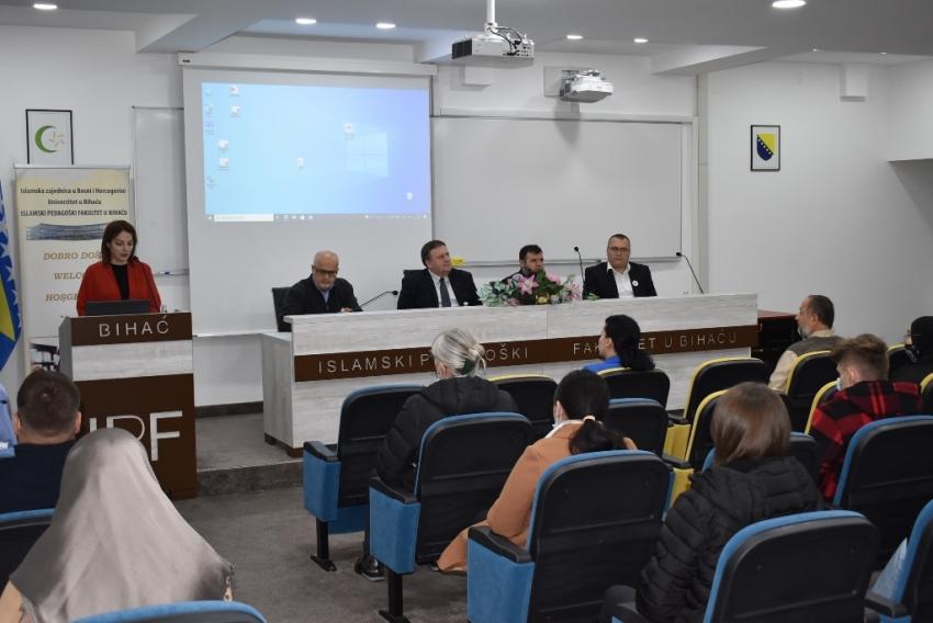Dobrodošlica za nove studente IPF-a u Bihaću