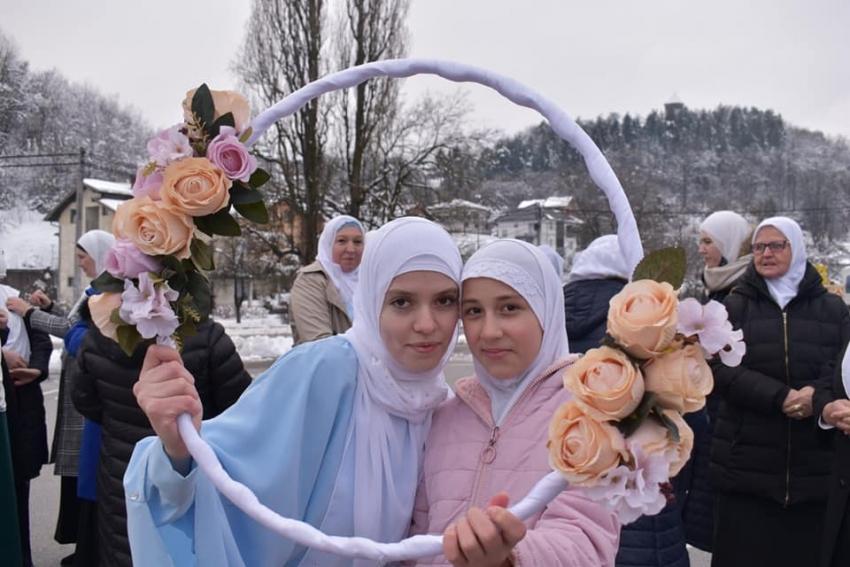Muftijstvo bihaćko: Brojnim sadržajima obilježen 1. februar, međunarodni dan hidžaba
