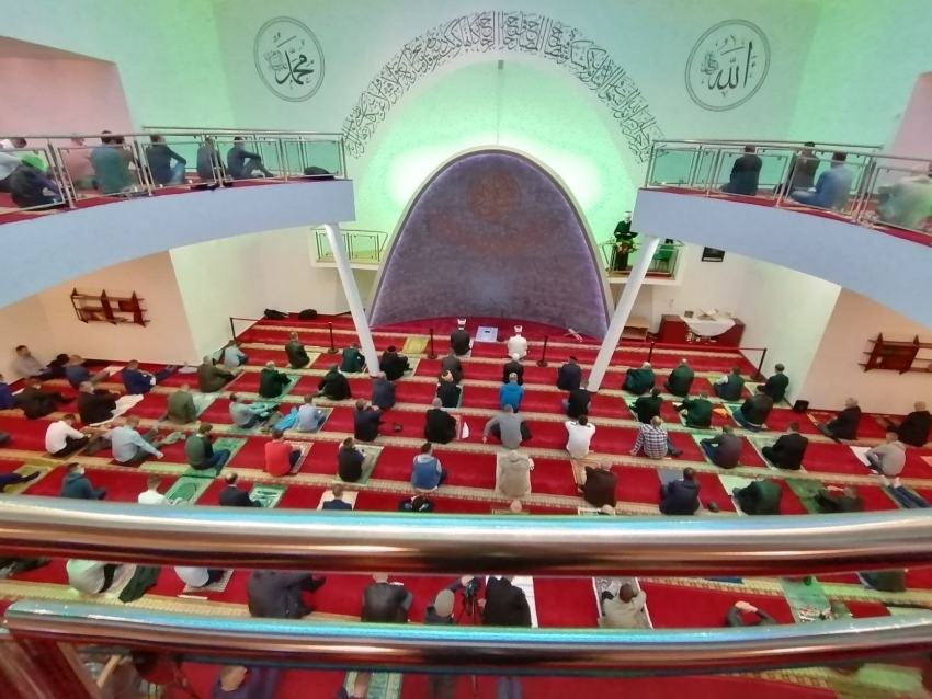 Medžlis IZ Bihać: Džuma-namaz u Gradskoj džamiji u dva termina